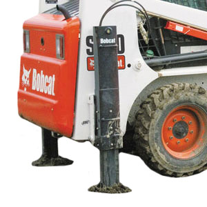 Tree Spade Attachment - Bobcat Company